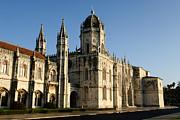 Lisbon, Portugal - Monasterio De Los Jerónimos De Print by David Min