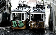 Gabriel Calahorra - Lisbon Tram