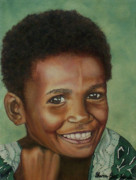 Sharon Ebert Art - Little Alis by Sharon Ebert