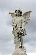 Guardian Angel Photo Posters - Little Angel Poster by Sophie Vigneault