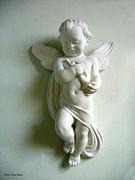 Little Angel Print by Suhas Tavkar