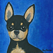 Chihuahua Originals - Little BigBoy by Ania M Milo