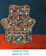 Linda Arthurs - Little Chair