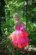 Child Ballerina. Photos - Little girl in fairy costume by Gordana Sermek