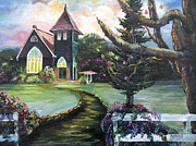 Peggy Mars - Little Green Church...