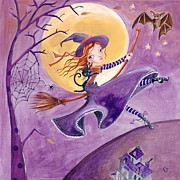 Caroline Bonne-Muller - Little Halloween Witch
