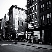Landscapes Art - Little Italy - New York City by Vivienne Gucwa