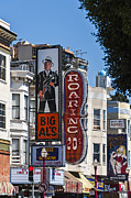 Big Al Metal Prints - Little Italy  Metal Print by Anthony Citro