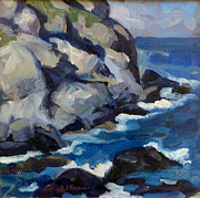 Thor Wickstrom - Little Maine Seascape