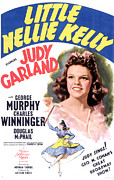 Kelly Framed Prints - Little Nellie Kelly, Judy Garland, 1940 Framed Print by Everett