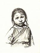 Stephanie  H Johnson - Little Peasant Girl
