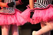 Tutus Photos - Little Pink Tutus by Lauri Novak