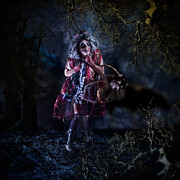 Lorena Cordero - Little red riding hood
