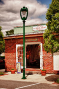 Store Fronts Prints - Little River General Store Print by Frank Feliciano
