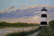 Kathleen McDermott - Little River Light 2