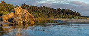 Moonstone Prints - Little River Panorama Print by Greg Nyquist