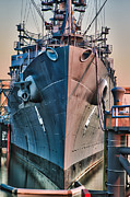 Naval Art - Little Rock by Chuck Alaimo