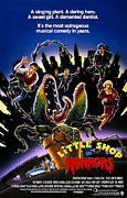 Horrors Prints - Little Shop Of Horrors, Rick Moranis Print by Everett