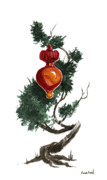 Christmas Tree Originals - Little Tree 84 by Sean Seal