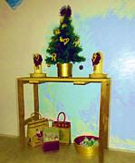 Cindy Nunn - Little Tree in Pastel