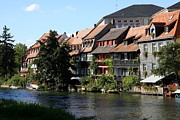 Bamberg Photos - Little Venice - Bamberg - Germany by Christiane Schulze