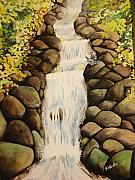 Rosanna Hardin - Little Waterfall