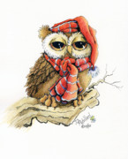Dianne Robillard - Little Whoot