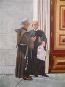 Priests Paintings - Liturgical Discussion by Wendy Hill
