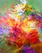 Meditative Paintings - Living Color by Lutz Baar
