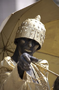 Imaginative Photos - Living statue by Heiko Koehrer-Wagner