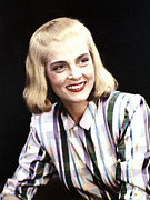 1950s Portraits Framed Prints - Lizabeth Scott, Ca 1950s Framed Print by Everett