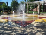 Maggie Cruser - Lizzie Park Fountain