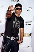 Nast Metal Prints - Ll Cool J At Arrivals For Conde Nast Metal Print by Everett