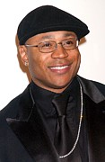 J.p. Photo Prints - Ll Cool J At Arrivals For The Angel Print by Everett