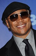 Cbs Posters - Ll Cool J In Attendance For Cbs Poster by Everett