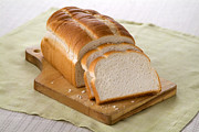 Sliced Bread Posters - Loaf of Bread Poster by Thomas Firak