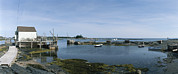 Etc. Photos - Lobster Traps, Blue Rocks, Nova Scotia by Michael S. Lewis