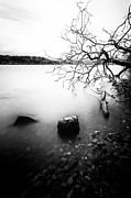 High Key Framed Prints - Loch Ard Framed Print by John Farnan