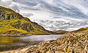 Perth Framed Prints - Lochan na Lairige 2 Framed Print by Chris Thaxter