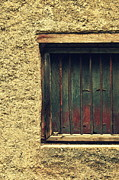 Vishakha Framed Prints - Locked and abandoned - 3 Framed Print by Vishakha Bhagat