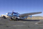 Dc-3 Prints - Lockheed PV-2 N7670C Harpoon Attu Warrior at Falcon Field Arizona March 28 2011 Print by Brian Lockett