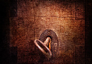 Doorway Posters - Locksmith - Locked  Poster by Mike Savad