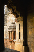 Arched Prints - Lodi Gardens Architectural Detail Print by Inti St. Clair