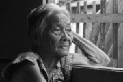 Cebucity Prints - Lola Image number 33 in Black and white. Print by James Bo Insogna