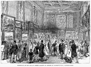 London: Exhibition, 1880 Print by Granger