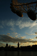 Daniel Zrno - London Eye with Big Ben