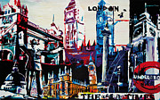 Great Britain Mixed Media - London by Gerald Herrmann