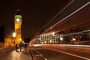 Bus Photo Originals - London Lights by Adam Pender