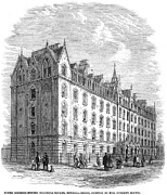Lodging House Prints - London: Lodging House Print by Granger
