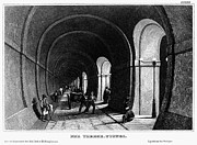 Streetlight Photos - London: Thames Tunnel by Granger
